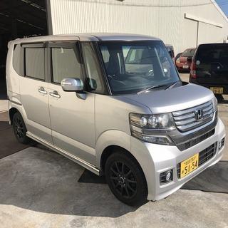 平成24年 N-BOX カスタム G 4WD 車検付き