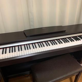 【取引終了】ヤマハ電子ピアノ YDP135R、椅子