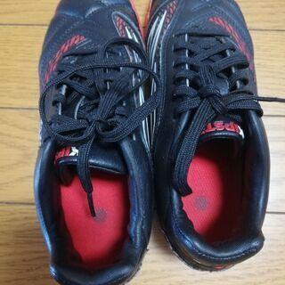 子供スポーツの靴