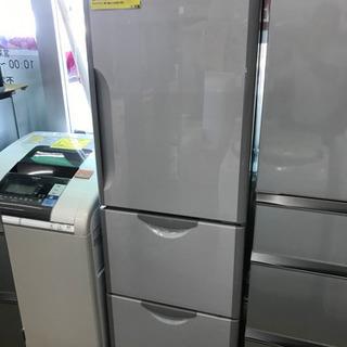 真空チルド搭載インバーター3ドア冷蔵庫 日立 中古 リサイクルシ...