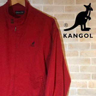 KANGOL カンゴール  スウィングトップ ワンポイントロゴ