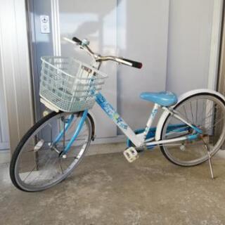 [取引終了]22インチ自転車