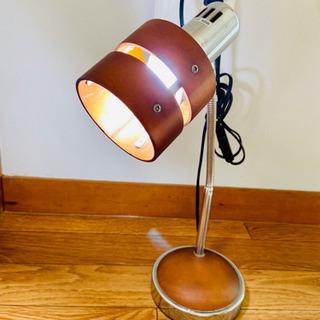 スタンド照明(brown)