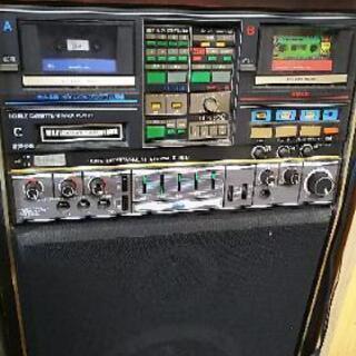 ビクター カラオケ カセットテープ 中古