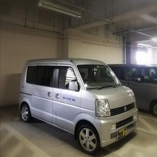 横須賀市のケアタクシー あいりす(株)です。
