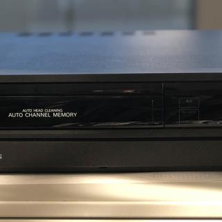 【無料】SANYOビデオテープレコーダー VZ-P60