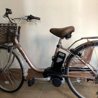 【新品未使用品】Panasonic 電動自転車  ビビ・TX