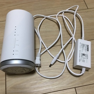 Speed Wi-Fi HOME L01 受付終了