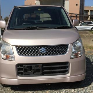 ワゴンR FX リミテッド 中古車 ピンク