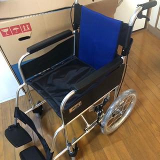 【取引中】新品!Miki介助式車椅子BAL-2