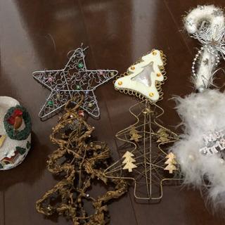 クリスマス飾り7点