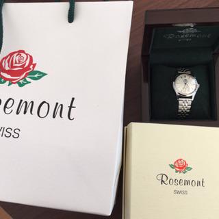 rosemont ロゼモン 時計 ウォッチ 美品