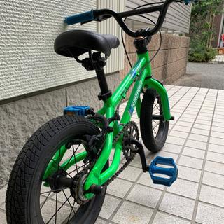 自転車、BMX、子供の画像