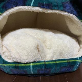 ペットのベッド