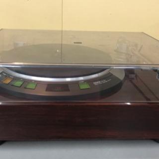【DENON】レコードプレーヤー DP-57M