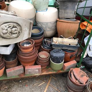 【中古】植木鉢 ブロック 各種 多数あります!