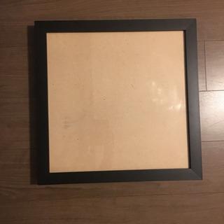無料☆木製額縁・正方形