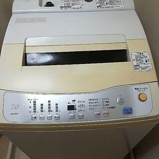 三菱 洗濯機 7kg ※交渉中