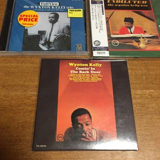 BGMに ウィントンケリー ジャズCD3枚