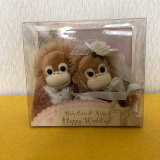 Baby Coco&Natsu ウェディング SS