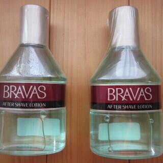 BRAVAS AFTER SHAVE LOTION