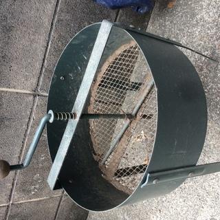 回転式用土分別器  ローターシープ