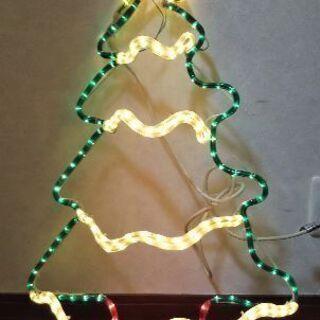 クリスマスイルミネーション(ツリー)