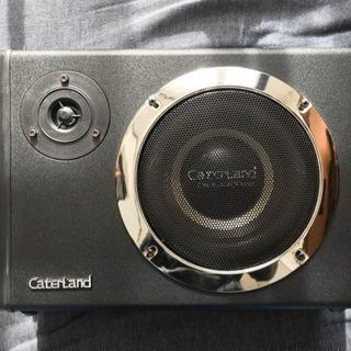 CATERLAND アクティブサブウーファー SP625-Q