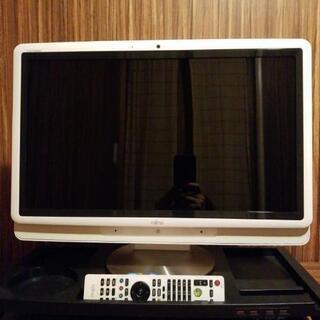 ジャンク デスクトップ一体型パソコン差し上げます