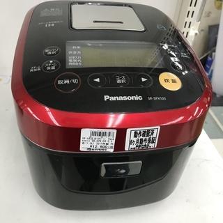 Panasonic スチーム&圧力IHジャー SR-SPX103...