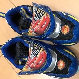 子供靴 18cm カーズ