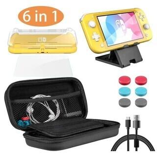 Nintendo Switch lite カバー 【6点セット】