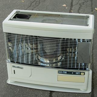 19B0432 燃焼良好 中古 サンポット 床暖房機能付 煙突式...