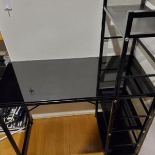 パソコンデスク デスク 幅120cm