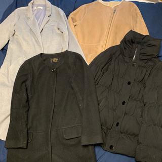 カジュアル系のアウターやセーターなど約25点の古着セット