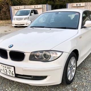 ☆ワンオーナー!!! 程度良好 検長 H22年式 BMW 116...