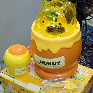 札幌市 くまのプーさん ぽこぽこポップコーン 子供用 ディズニー...