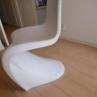 ホワイト 白 チェア 椅子