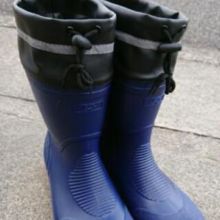 中古のショート長靴