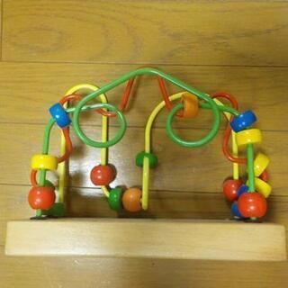 ボーネルンドのおもちゃ