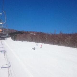 スノーボードしませんか?