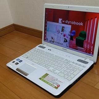 Core i7 ブルーレイ WiMAX SSD搭載 東芝ノートパソコン USBマウスプレゼント中 (15.6型 クアッドコア) - 大阪市