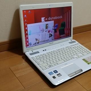 Core i7 ブルーレイ WiMAX SSD搭載 東芝ノートパソコン USBマウスプレゼント中 (15.6型 クアッドコア) - パソコン