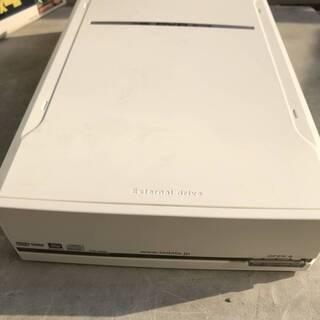 外付型 DVDスーパーマルチドライブ  DVR-UEH8