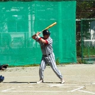 元社会人野球選手が教えるバッティング教室
