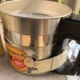 未使用 天ぷら油クリーナーレッツフライ TK86B