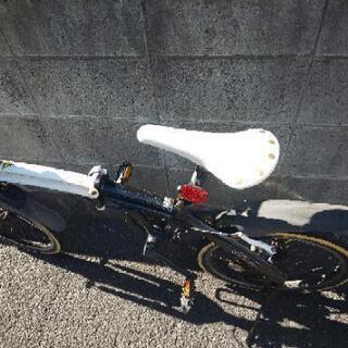 20インチ 折りたたみ自転車