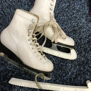 スケート靴 21.5センチ