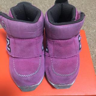 ニューバランス13cm子供靴