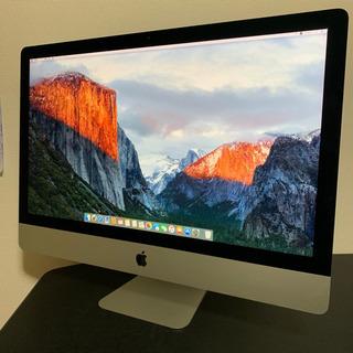 iMac2015ジモティ最安値!! Apple iMac2015...